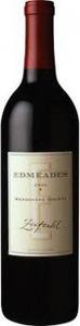 Edmeades Zinfandel 2008, Mendocino County Bottle