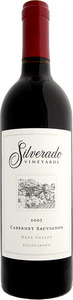 Silverado Estate Grown Cabernet Sauvignon 2009, Napa Valley Bottle
