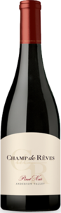 Champ De Rêves Pinot Noir 2011, Anderson Valley, Mendocino County Bottle