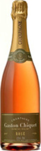 Gaston Chiquet Brut Rosé Champagne, Ac Bottle