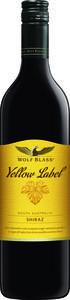 Wolf Blass Yellow Label Shiraz 2009, South Australia Bottle