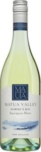 Matua Hawkes Bay Sauvignon Blanc 2011 Bottle