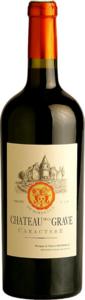 Château De La Grave Caractère 2010, Ac Côtes De Bourg Bottle