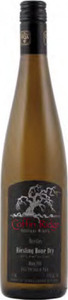 Coffin Ridge Bone Dry Riesling 2013, VQA Ontario Bottle