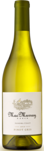 Macmurray Ranch Pinot Gris 2013, Russian River Valley, Sonoma County Bottle