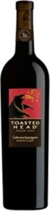 Toasted Head Cabernet Sauvignon 2012, Barrel Aged, North Coast Bottle