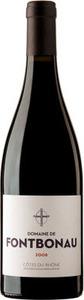 Domaine De Fontbonau Côtes Du Rhône 2010, Ac Bottle