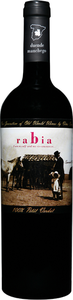 Rabia, Petit Verdot 2010 Bottle