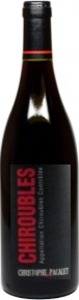 Christophe Pacalet Chiroubles 2011 Bottle