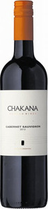 Chakana Cabernet Sauvignon 2013 Bottle