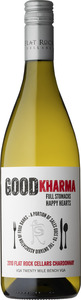 Flat Rock Good Kharma Chardonnay 2013, Niagara Peninsula VQA Bottle