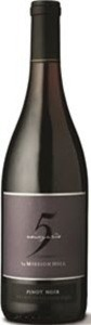 Mission Hill 5 Vineyards Pinot Noir 2012, VQA Okanagan Valley Bottle