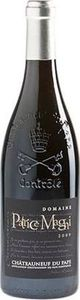 Domaine Patrice Magni Châteauneuf Du Pape 2011 Bottle