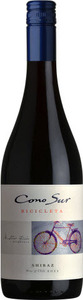 Cono Sur Bicicleta Shiraz 2013 Bottle