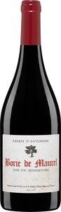 Domaine Borie De Maurel Esprit D'automne 2012 Bottle