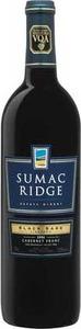 Sumac Ridge Black Sage Vineyard Cabernet Franc 2009, VQA Okanagan Valley Bottle