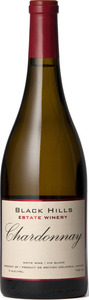 Black Hills Chardonnay 2012, BC VQA Okanagan Valley Bottle