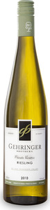Gehringer Brothers Private Reserve Riesling 2013, BC VQA Okanagan Valley Bottle