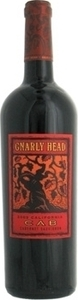 Gnarly Head Cabernet Sauvignon 2012 Bottle