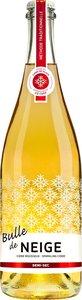 La Face Cachée De La Pomme Bulle De Neige, Sparkling Cider Bottle