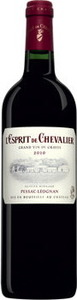 L'esprit De Chevalier 2010 Bottle