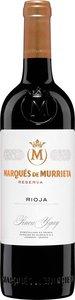 Marqués De Murrieta Finca Ygay Reserva 2008, Doca Rioja Bottle