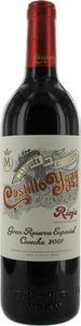 Marqués De Murrieta Castillo Ygay Rioja Gran Reserva Especial 2001 Bottle