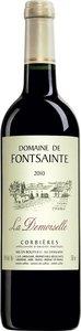 Domaine De Fontsainte La Demoiselle 2010, Corbières Bottle