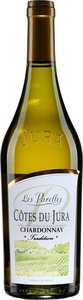 Les Parelles Tradition Chardonnay 2010 Bottle
