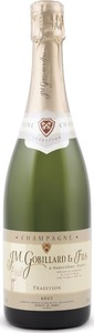 Gobillard & Fils Tradition Brut Champagne, Ac Bottle