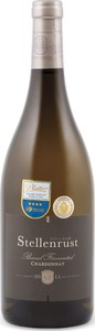 Stellenrust Wild Yeast Barrel Fermented Chardonnay 2011 Bottle