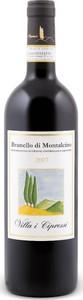 Villa I Cipressi Brunello Di Montalcino 2007, Docg Bottle