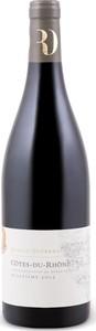 Romain Duvernay Côtes Du Rhône 2012, Ap Bottle