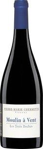 Domaine Du Vissoux Moulin À Vent Les Trois Roches 2013 Bottle