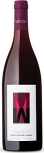 Malivoire Courtney Gamay 2012, VQA Beamsville Bench Bottle