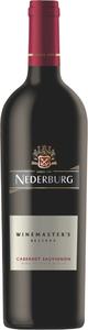 Nederburg Cabernet Sauvignon 2011, Western Cape Bottle