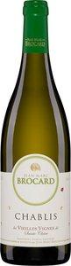 Jean Marc Brocard Les Vieilles Vignes De Sainte Claire Chablis 2012 Bottle