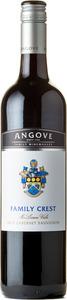 Angove Family Crest Cabernet Sauvignon 2013, Mclaren Vale Bottle