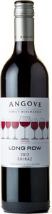 Angove Long Row Shiraz 2013 Bottle