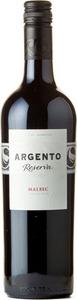 Argento Reserva Malbec 2012 Bottle