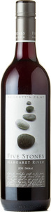 Beckett's Flat Five Stones Shiraz 2011, Margaret River Bottle