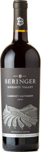 Beringer Knights Valley Cabernet Sauvignon 2011, Sonoma County Bottle