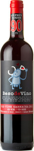 Beso De Vino Old Vine Garnacha 2011, Carinena Bottle