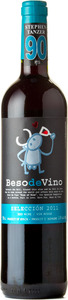Beso De Vino Seleccion Red 2011 Bottle