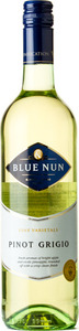 Blue Nun Pinot Grigio 2013, Rheinhessen Bottle