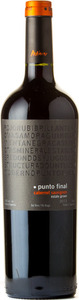 Renacer Punto Final Cabernet Sauvignon 2013 Bottle