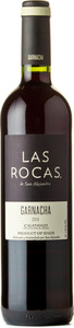 Bodegas San Alejandro Las Rocas Garnacha 2011 Bottle