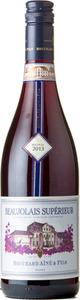 Bouchard Aîné Beaujolais Supérieur 2013 Bottle