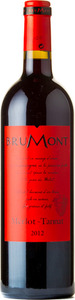 Brumont Merlot Tannat 2012 Bottle