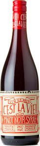 C'est La Vie Pinot Noir Syrah Vin De Pays D'oc 2012 Bottle